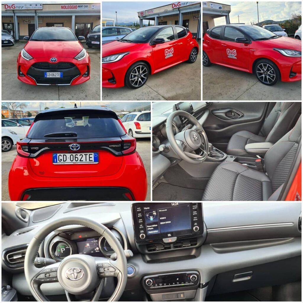 Toyota Yaris hybrid premiere